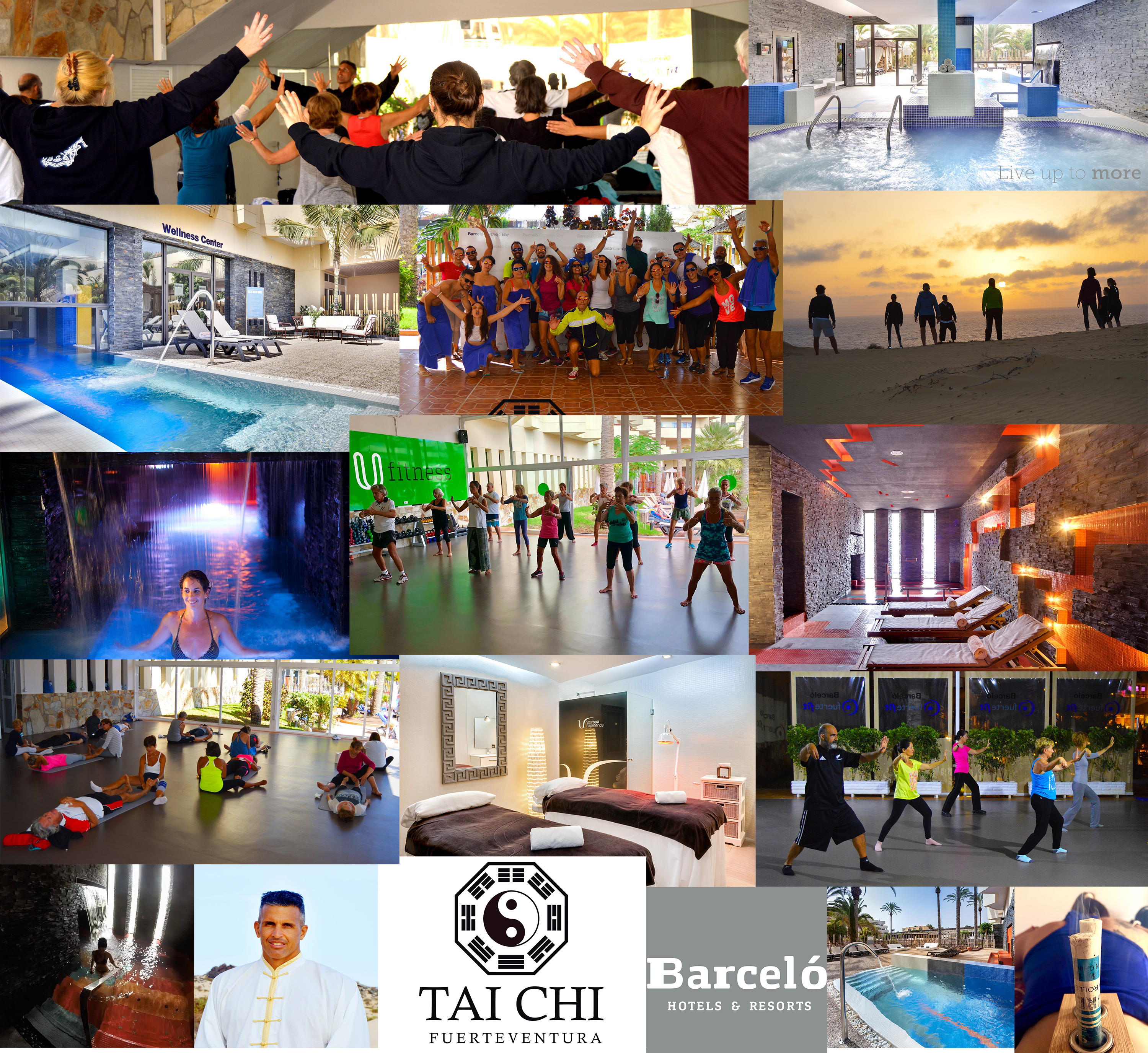 tai chi fuerteventura and barcelo hotels